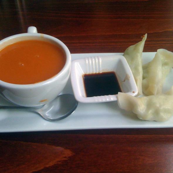 Edameme Dumplings - Mi Lah Vegetarian BYOB, Ambler, PA