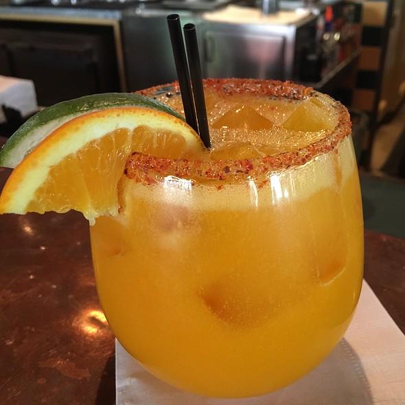 Spicy Mango Margarita - Bistro 234, Turlock, CA
