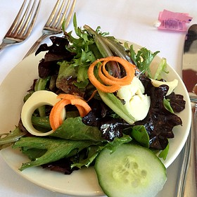 House Salad - Flaming Torch Restaurant, New Orleans, LA