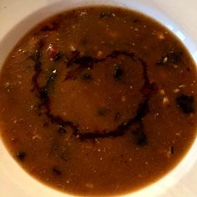 Fontana's West End Turtle Soup - Muriel's Jackson Square, New Orleans, LA