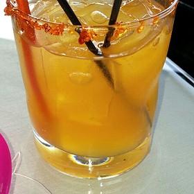Spicy Pina Margarita  - Fleming's Steakhouse - Tampa, Tampa, FL