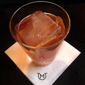 Old Fashion - Mastro's Steakhouse - Beverly Hills, Beverly Hills, CA