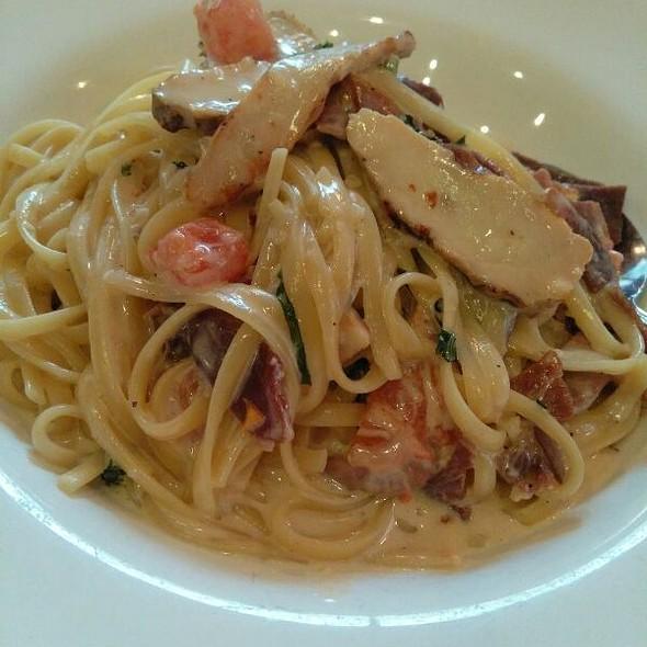 Linguine Al Pancetta - Cesario's, San Francisco, CA
