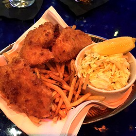 fish&chips - RingSide Fish House - Fox Tower, Portland, OR