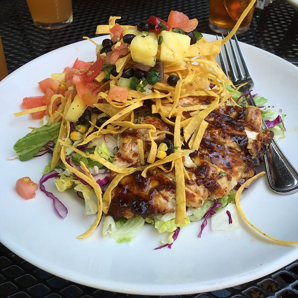 Southwestern Chicken Salad - Atria's - PNC Park, Pittsburgh, PA