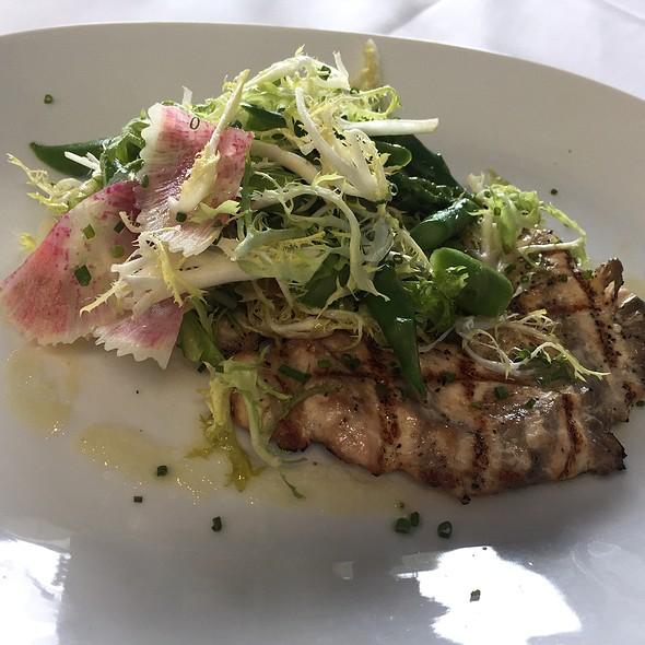 Chicken Pailard - Cafe Del Rey, Marina Del Rey, CA