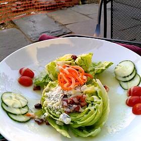 Wedge Salad - CORKED Wine Bar & Steak House, Bethlehem, PA