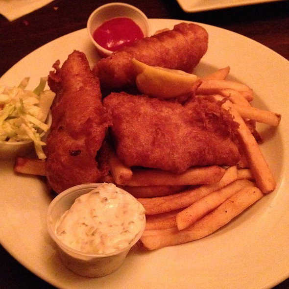 Fish and Chips - Brendan's Camarillo, Camarillo, CA