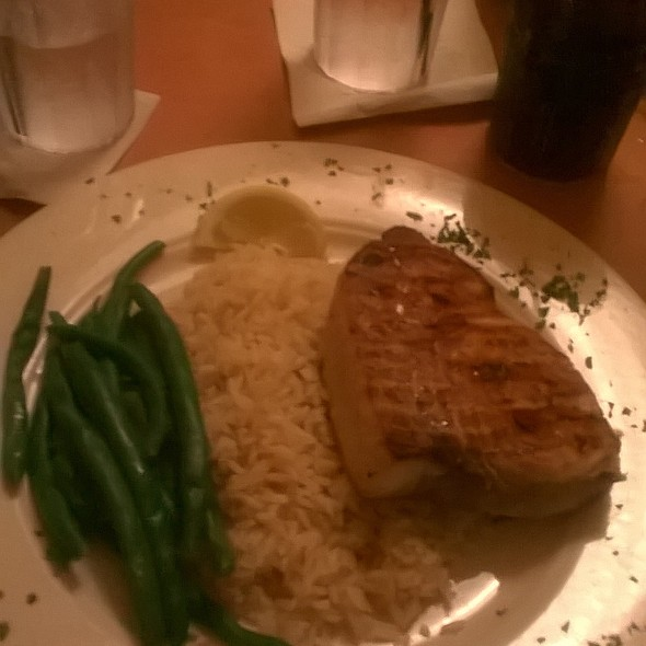 Swordfish - The Grille on Congress, Boca Raton, FL