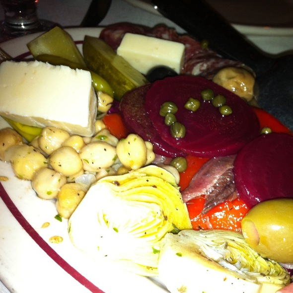 Antipasto - Villa Mosconi, New York, NY