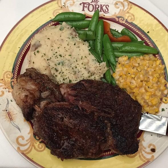 Three Forks Restaurant Houston Menu