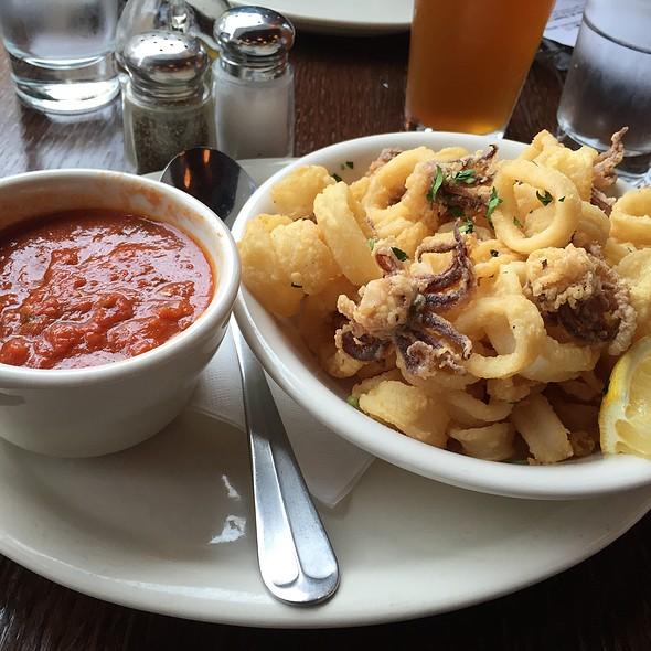 Calamari Fritti - Francesca's al Lago, Madison, WI