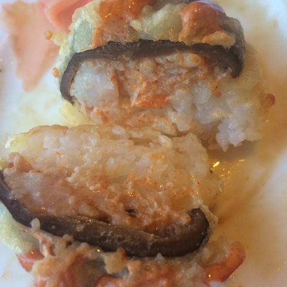 A Fungus Among Us - Sushi Mambo, Calistoga, CA