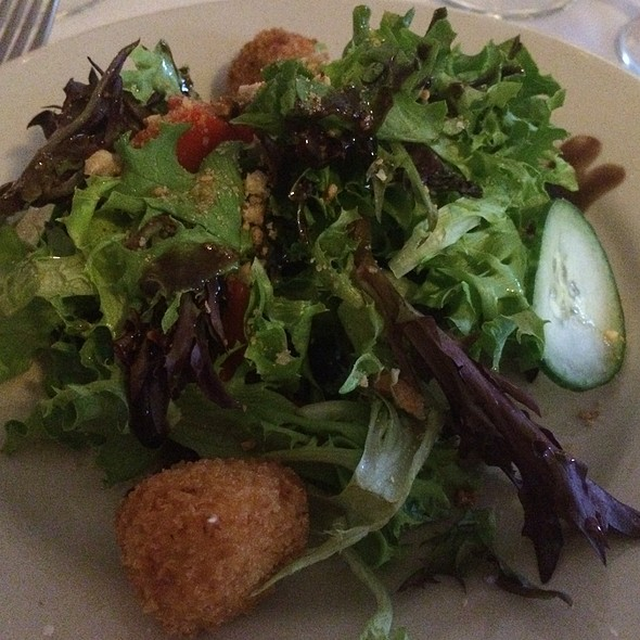 Salad - The Washington House - Pennsylvania, Sellersville, PA