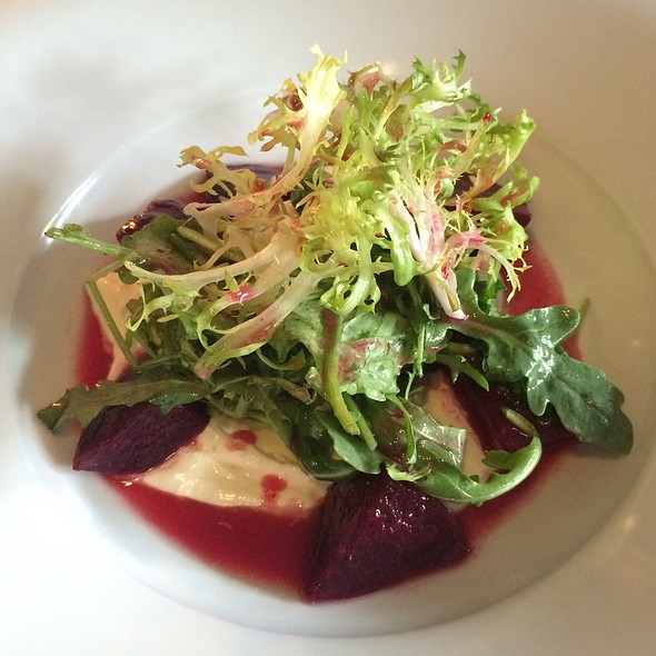 Roasted Beet Salad - Sidecar, Toronto, ON