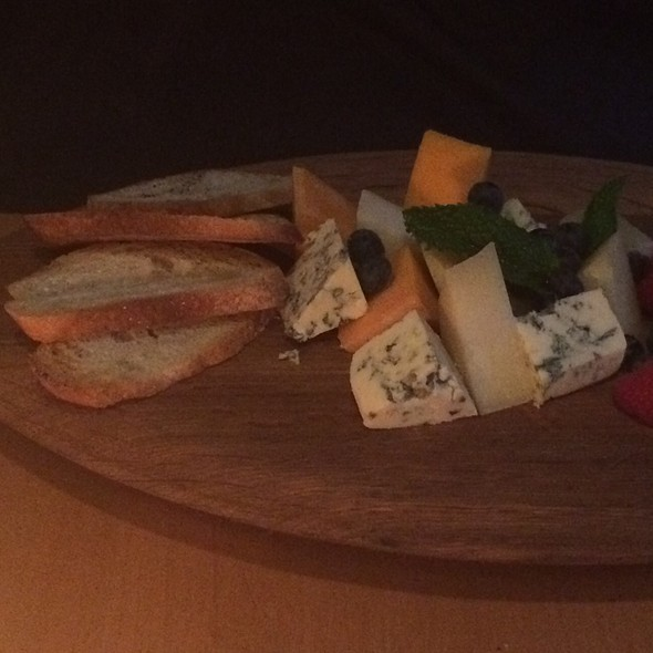 Cheese Plate - Sidecar, Toronto, ON