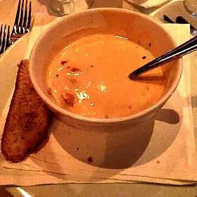 Lobster Bisque - Mastro's City Hall Steakhouse, Scottsdale, AZ