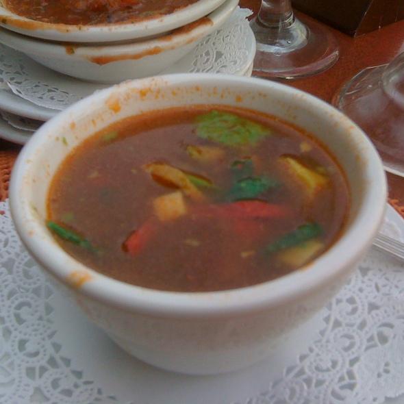 Tortilla Soup - La Fiesta, San Diego, CA