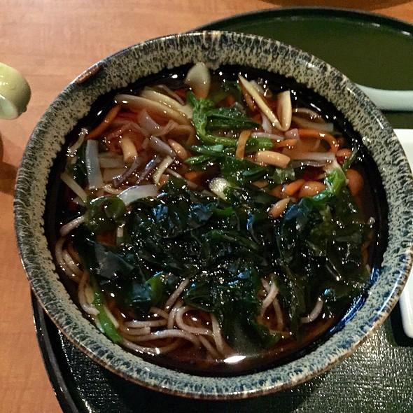 Sansai Wakam Soba - Restaurant Soba Nippon, New York, NY