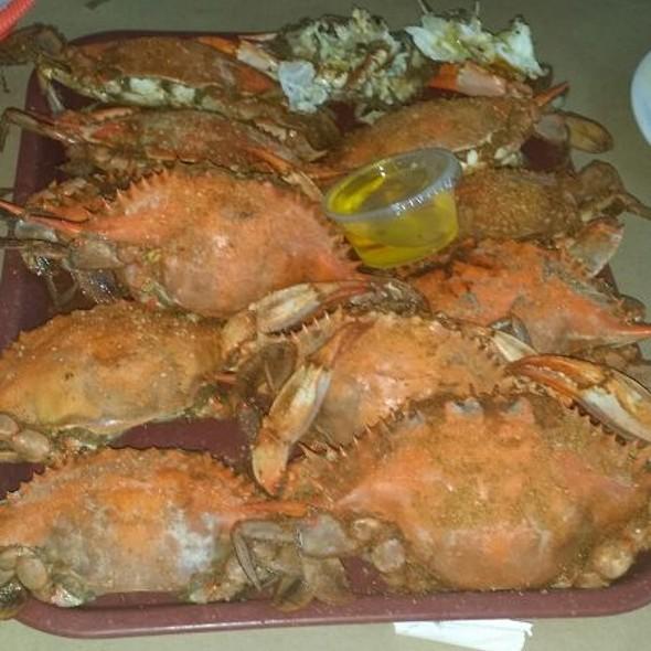 Wicker's Crab Pot Seafood Menu - Chesapeake, VA - Foodspotting