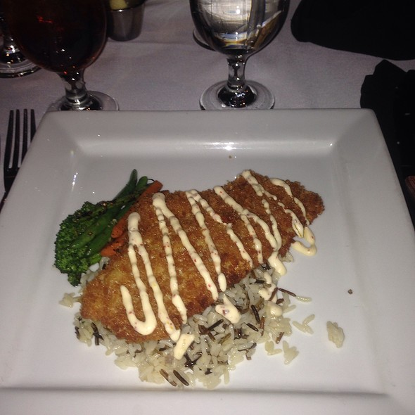 Panko Crusted Haddock - Ryan Duffy's, Halifax, NS