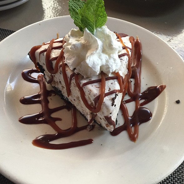 Snickers Ice Cream Pie - Kona Grill - Oakbrook, Oak Brook, IL