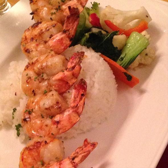 Grilled Shrimp - Tiki Terrace (Ka'anapali Beach Hotel), Lahaina, HI