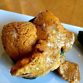 Uni - Cafe Japengo, San Diego, CA