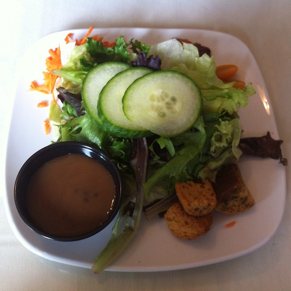 House Garden Salad - Almost Home Restaurant, Greencastle, IN