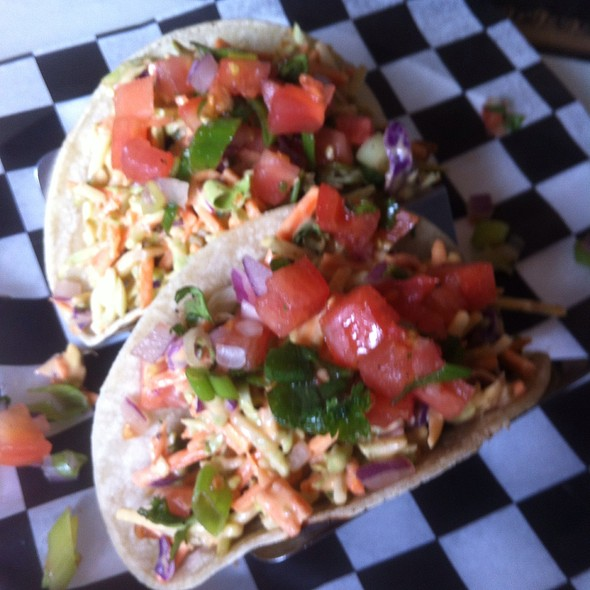 fish tacos - Almost Home Restaurant, Greencastle, IN