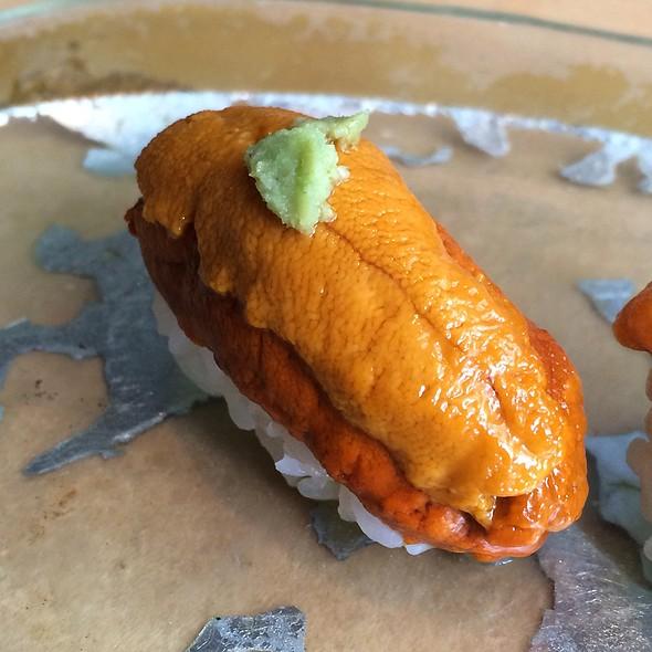 Santa Barbera Uni Sushi - Neta, New York, NY