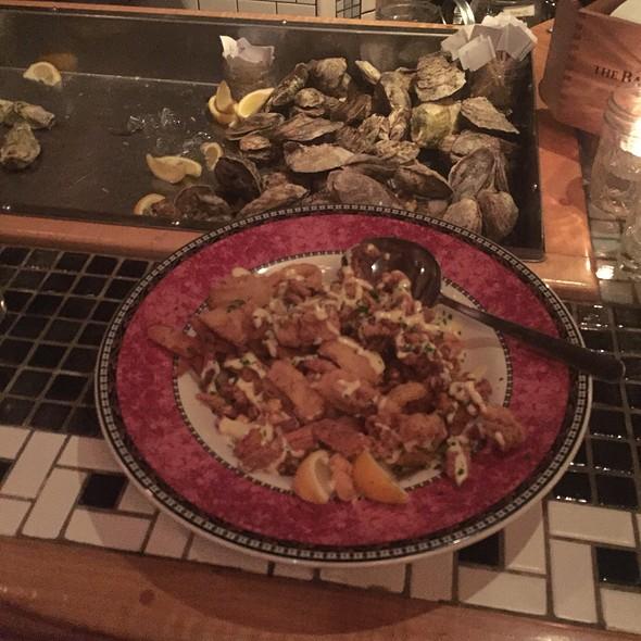 Fried Calamari - Lento, Rochester, NY
