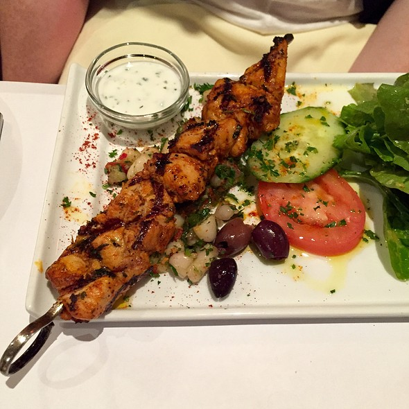 Chicken Brochette - Arabesque, New York, NY