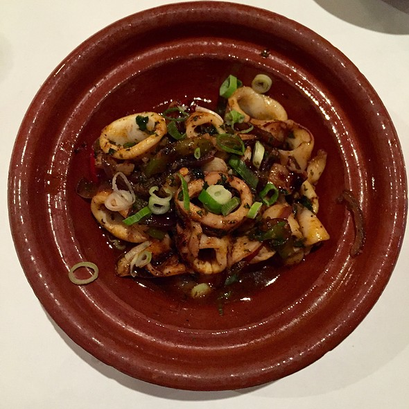 Calamari - Arabesque, New York, NY