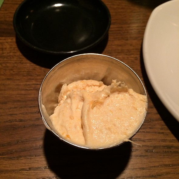 Sweet Potato Cream Cheese - Trumbull Kitchen, Hartford, CT
