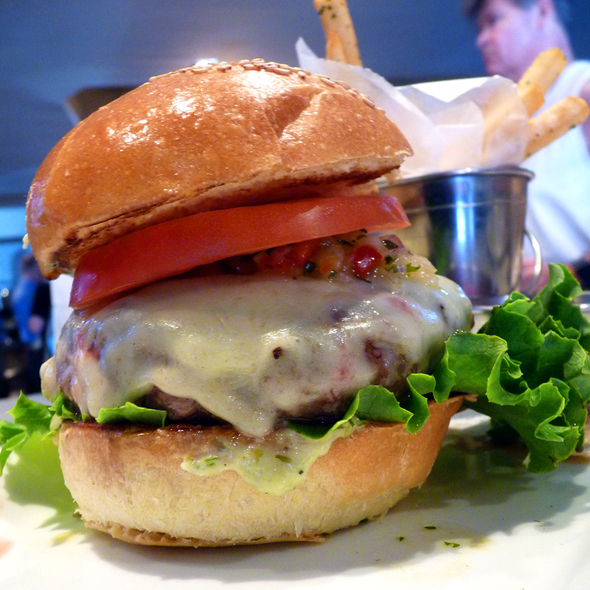 Born to be Wild - Thunder Burger & Bar, Washington, DC