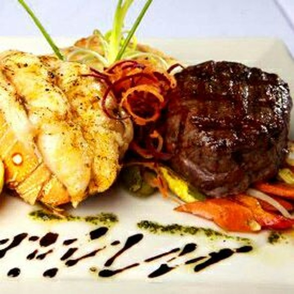 Surf And Turf - Terra Mare Restaurant, Dollard-Des-Ormeaux, QC