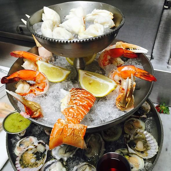 Seafood Tower - Diamond's, Pennington, NJ