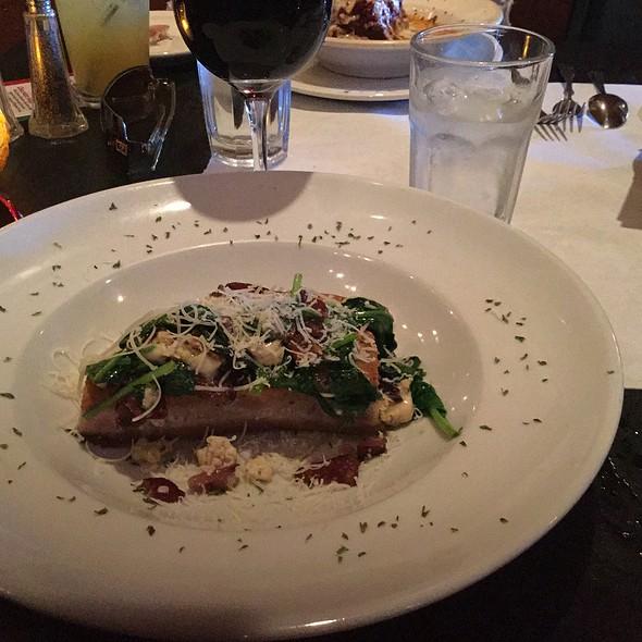 Tuna Florentine - DiFabio's Casapela, Louisville, KY