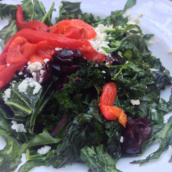 Kale Salad - The Red House Restaurant, Cambridge, MA