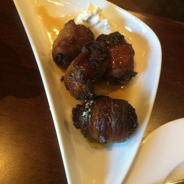 Bacon Wrapped Dates - The Cellar Restaurant, Coeur d'Alene, ID