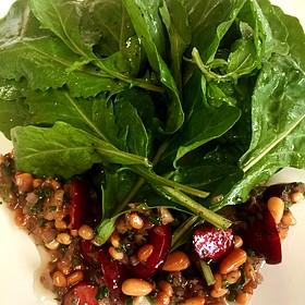 Arugula Salad - PRESS, St. Helena, CA