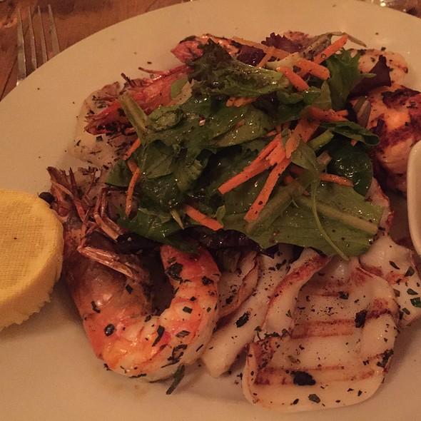 Seafood Grill - Kellari Taverna, New York, NY