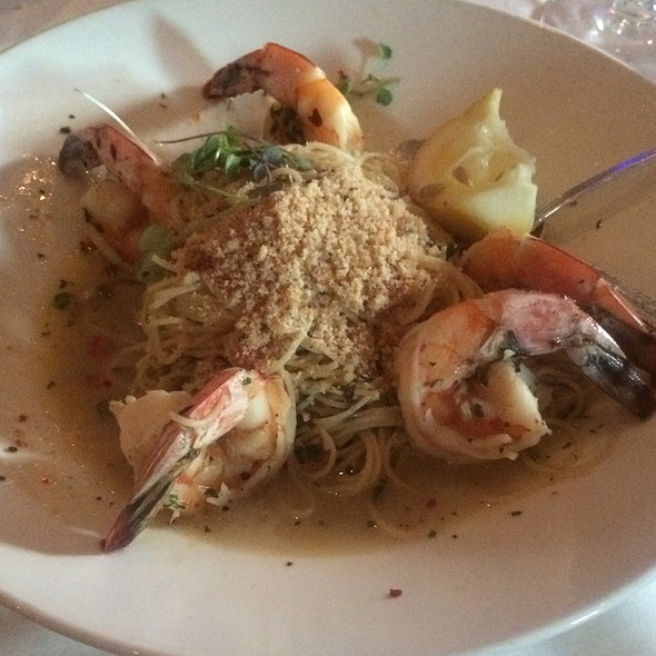 Shrimp Scampi - Oceanaire Seafood Room - Baltimore, Baltimore, MD