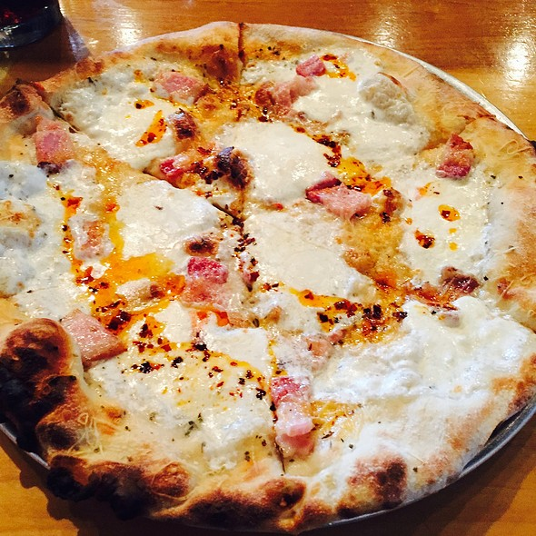 Belly Ham Pizza - City House, Nashville, TN