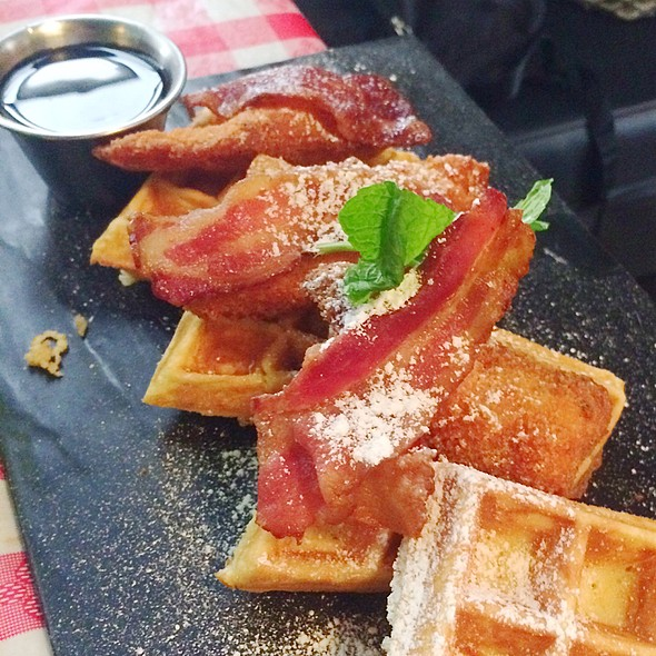 Chicken and Waffles - Dolores But You Can Call Me Lolita, Miami, FL