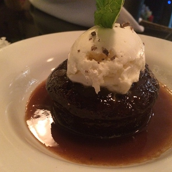 Sticky Toffee Pudding - Morrell Wine Bar & Cafe, New York, NY