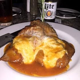 Veal Saltimbocca - Frankie Bones Restaurant & Lounge - Hilton Head Island, Hilton Head Island, SC