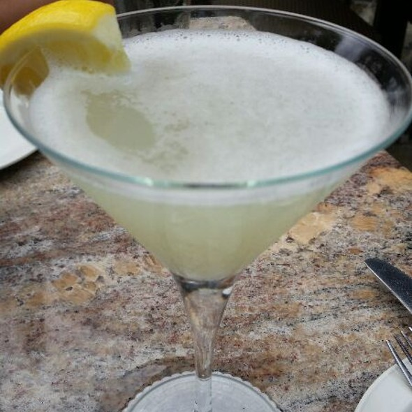 Lemon Drop Martini - La Griglia - Houston, Houston, TX