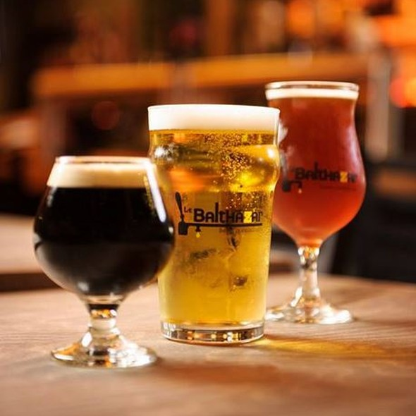 Beer - Le Balthazar - Canada, Laval, QC